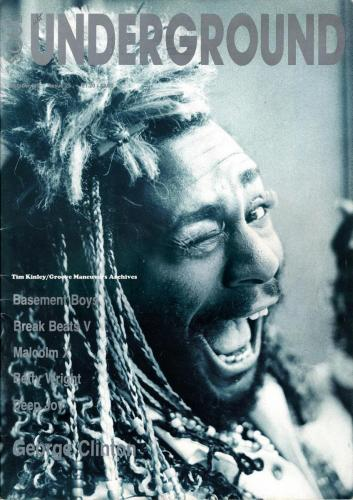 George Clinton - Soul Underground Oct 1989