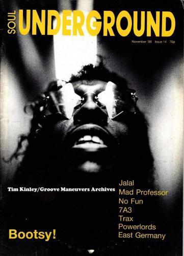 Bootsy - Soul Underground 1988