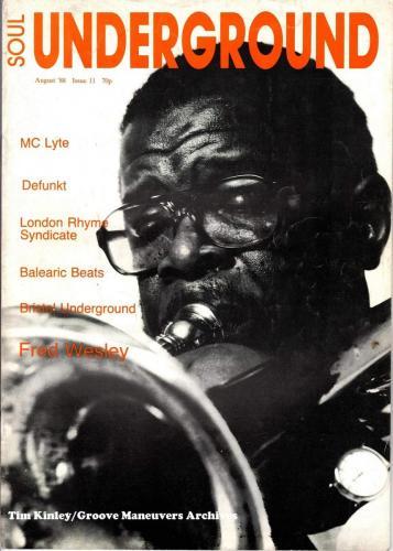 Fred Wesley - Soul Underground 1988