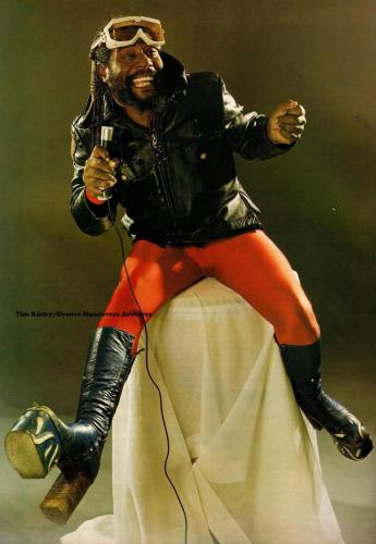 George Clinton - The Face Magazine