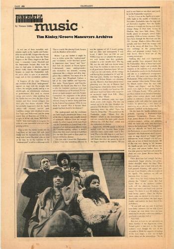 Funkadelic - Crawdaddy 1970